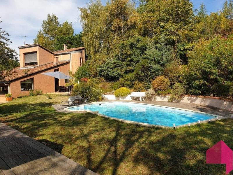 Vente maison / villa Vieille-toulouse 455000€ - Photo 1