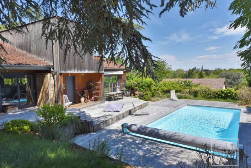 Rental house / villa Saint cyr au mont d'or 3600€ CC - Picture 3