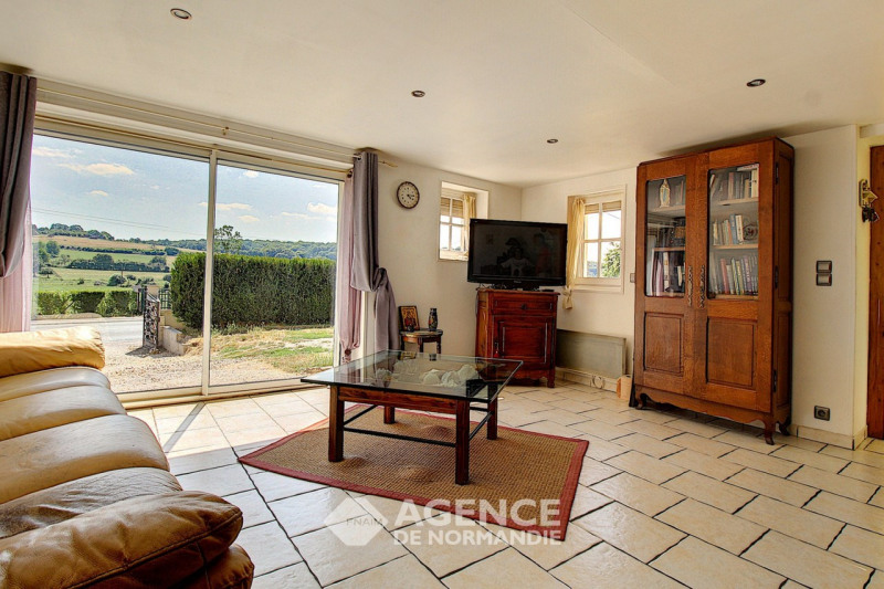 Vente maison / villa Orbec 100 000€ - Photo 2
