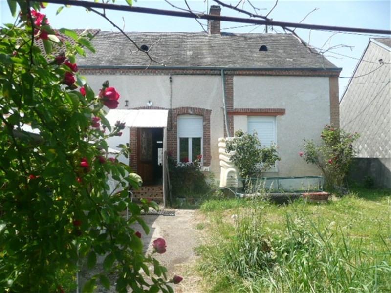 Vente maison / villa Aubigny sur nere 67000€ - Photo 2
