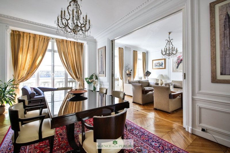 Vente de prestige appartement Paris 17ème 1 920 000€ - Photo 1