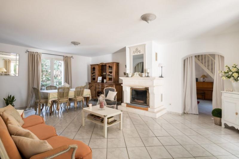 Vente maison / villa Saint laurent de mure 415000€ - Photo 6