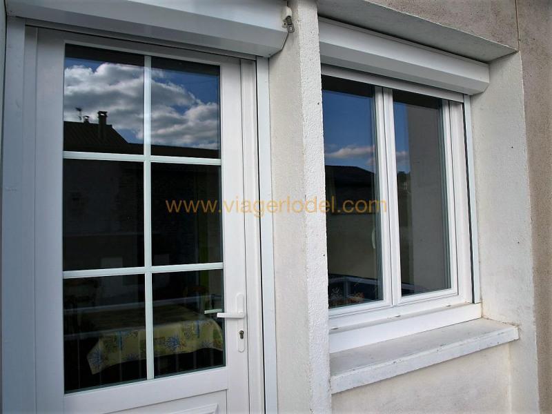 Lijfrente  appartement Saint-maurice-de-lignon 25000€ - Foto 6