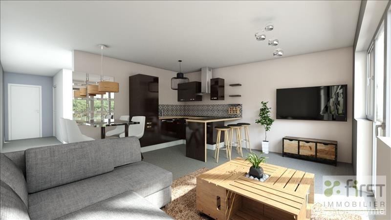 Sale apartment Annemasse 289000€ - Picture 1
