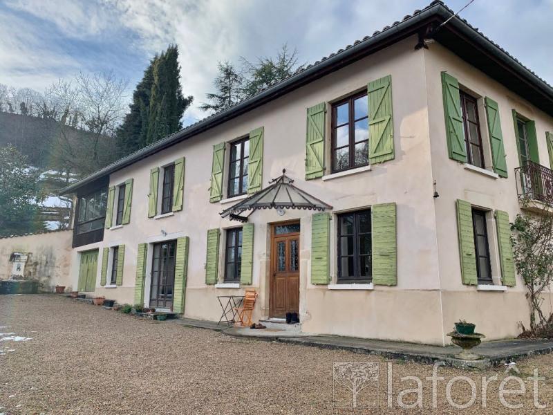 Vente maison / villa Maubec 450000€ - Photo 1