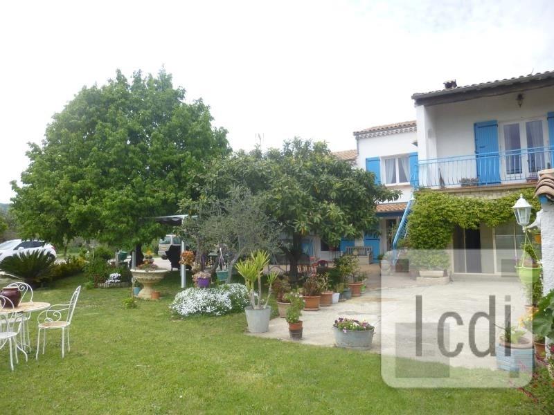 Vente maison / villa Montélimar 420000€ - Photo 1