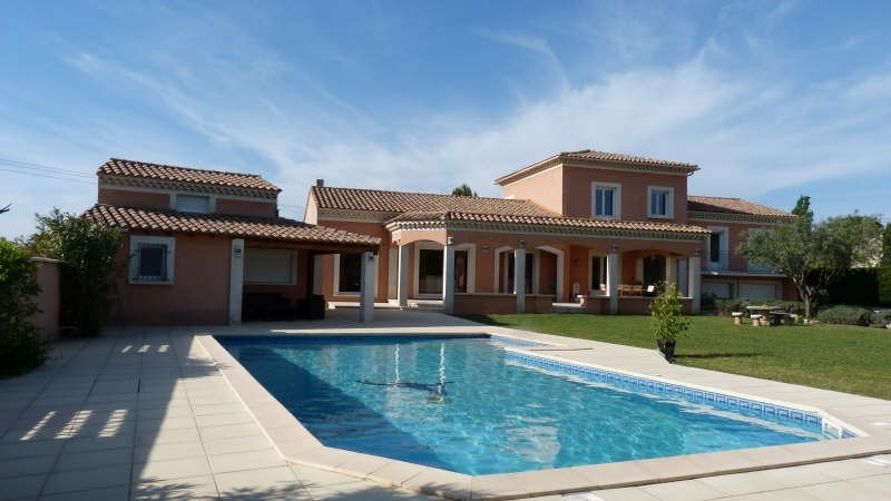 Vente de prestige maison / villa Carpentras 567 000€ - Photo 1