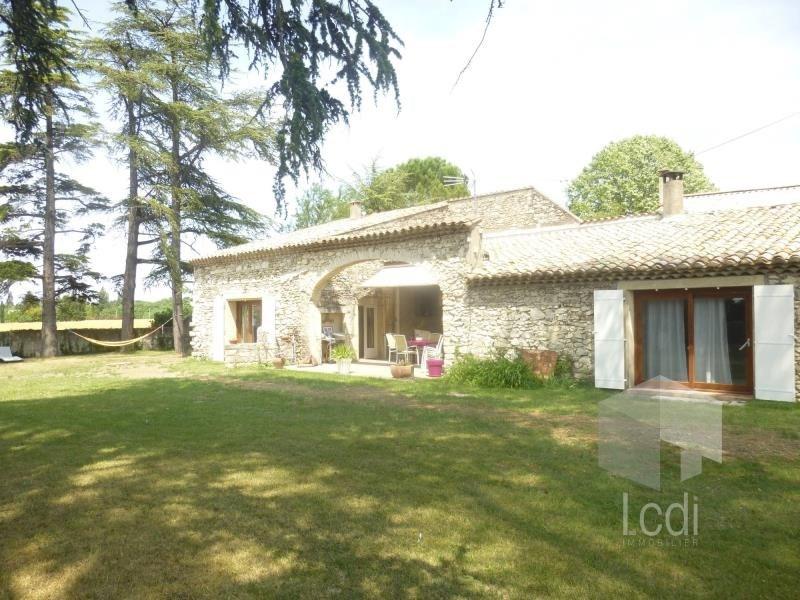 Vente maison / villa La bâtie-rolland 349000€ - Photo 1