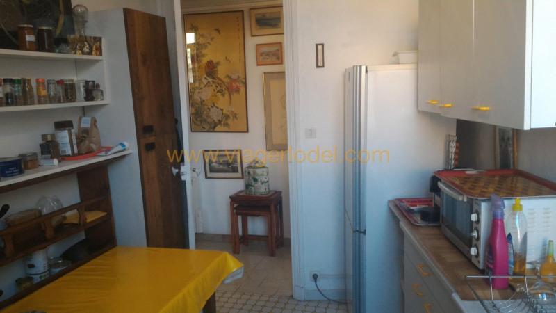 Vendita nell' vitalizio di vita appartamento Nice 143000€ - Fotografia 7