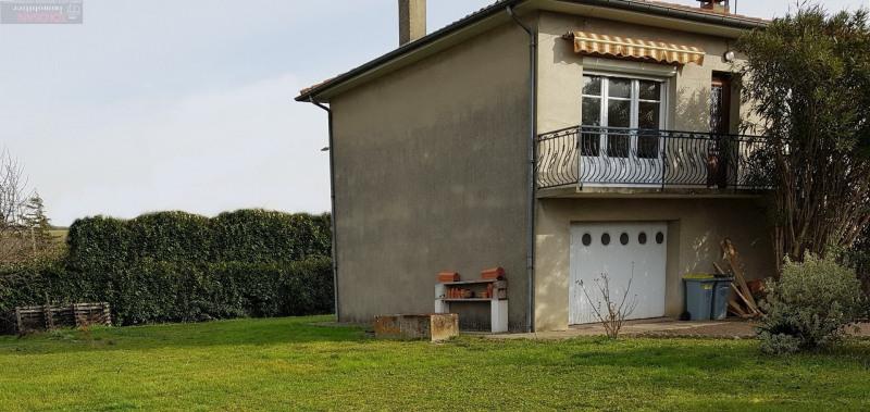 Vente maison / villa Baziege 220000€ - Photo 1