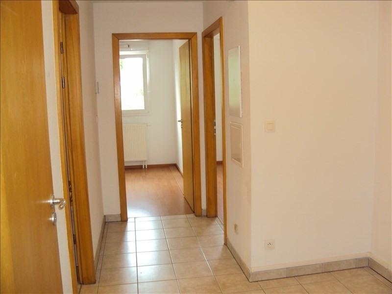 Sale apartment Riedisheim 134700€ - Picture 5