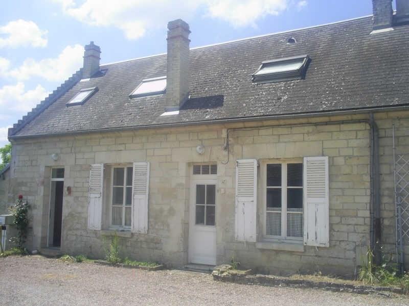 Location maison / villa Dommiers 670€ CC - Photo 1