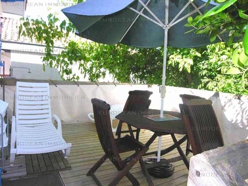 Vacation rental house / villa Lacanau-ocean 655€ - Picture 1