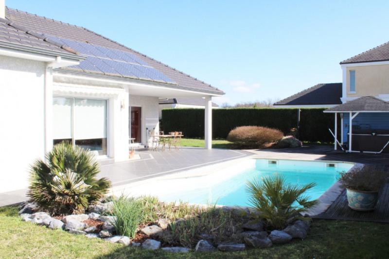 Lée maison de plain pied 140 m² avec piscine, spa et garage