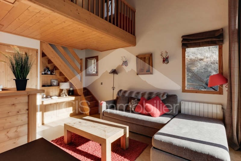 Deluxe sale apartment Meribel 690 000€ - Picture 2