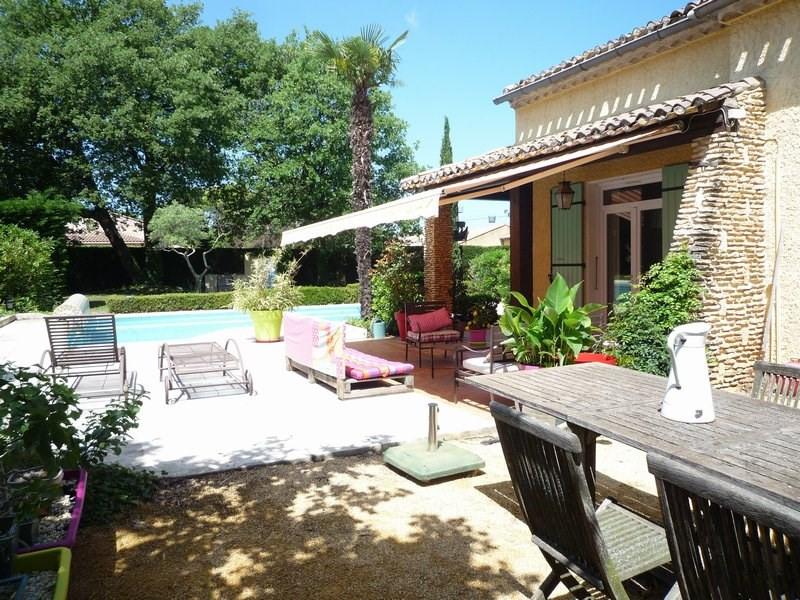 Sale house / villa Piolenc 349000€ - Picture 1