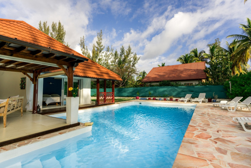 Location vacances maison / villa Saint gilles les bains 1820€ - Photo 1