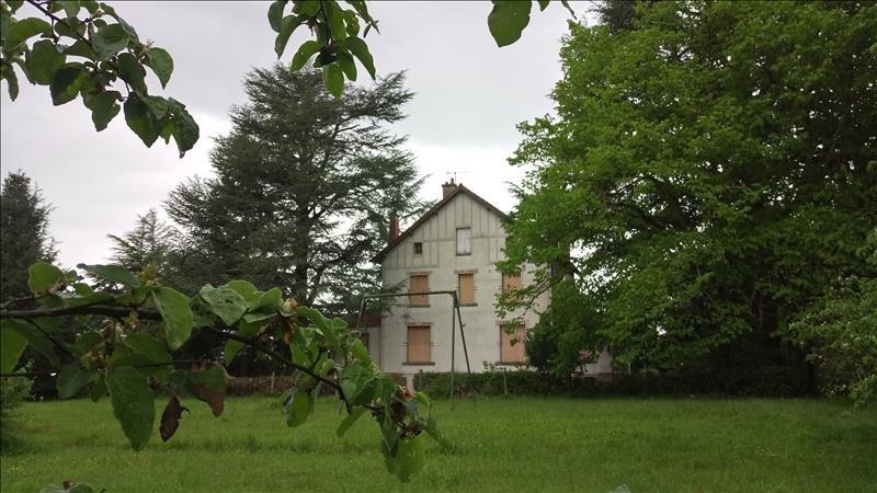 Vente maison / villa Buxieres les mines 157500€ - Photo 2