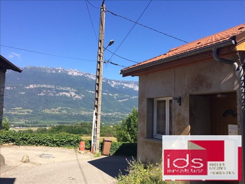 Verkoop  huis Pontcharra 135000€ - Foto 2