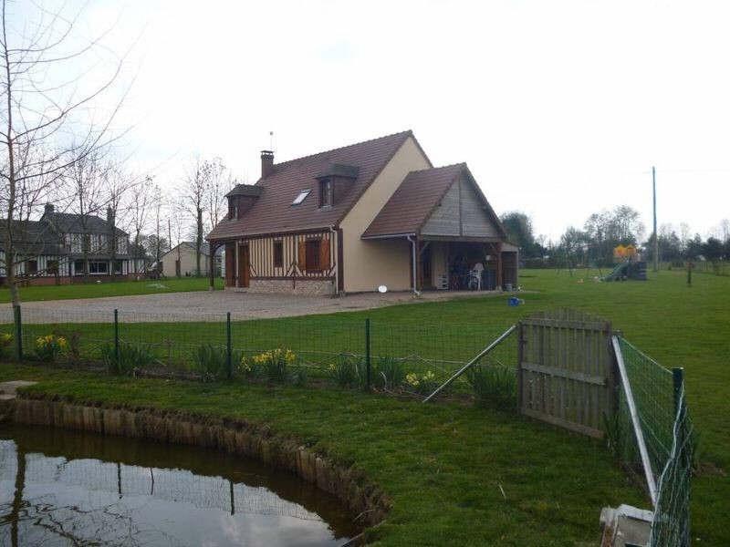 Venta  casa Sainte-foy-de-montgommery 168000€ - Fotografía 1
