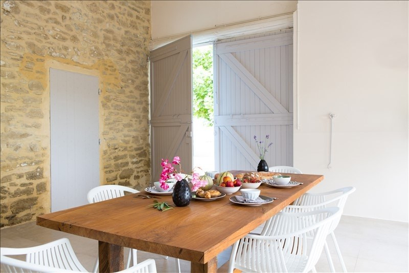 Vente de prestige maison / villa Vacqueyras 595000€ - Photo 5