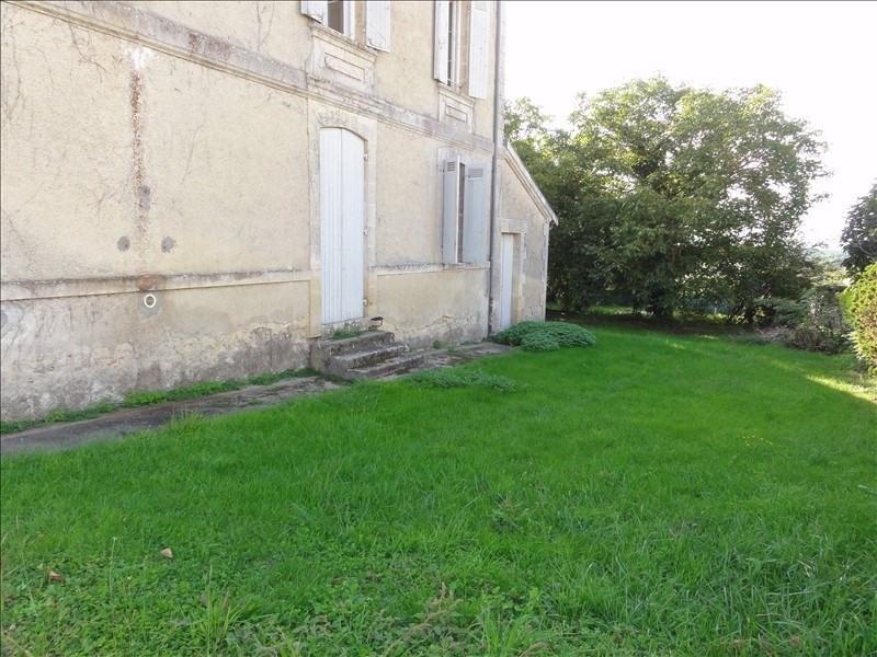 Vente maison / villa Cadillac 150600€ - Photo 3