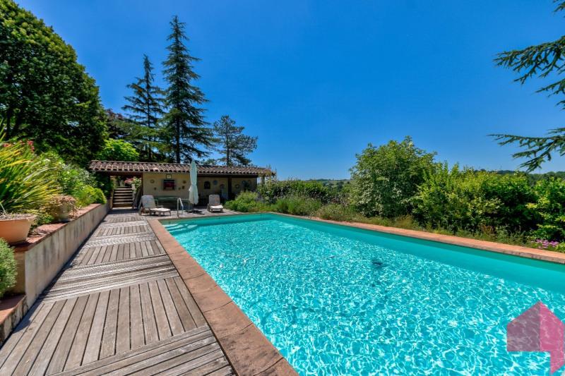 Venta de prestigio  casa Caraman 555000€ - Fotografía 14