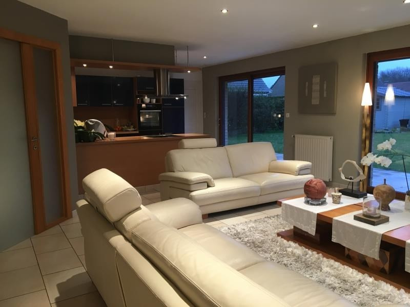Sale house / villa Zuydcoote 355980€ - Picture 4