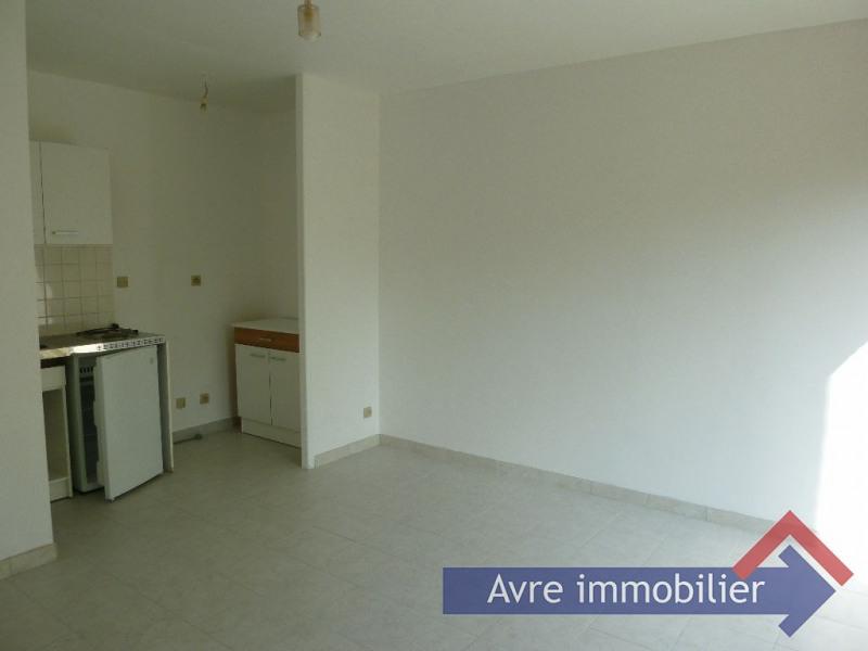 Rental apartment Verneuil d'avre et d'iton 375€ CC - Picture 2
