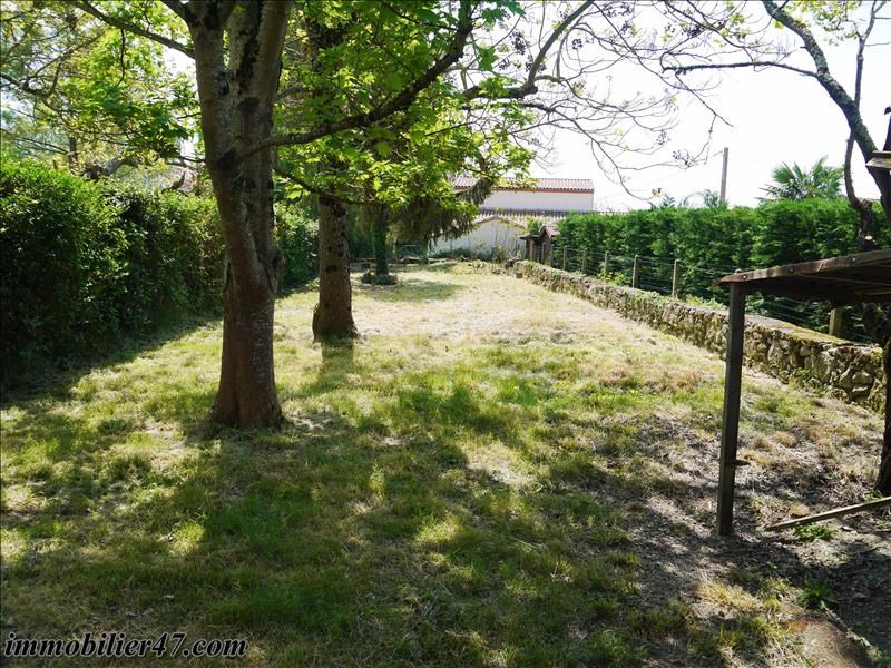 Verkoop  huis Lusignan petit 89000€ - Foto 9