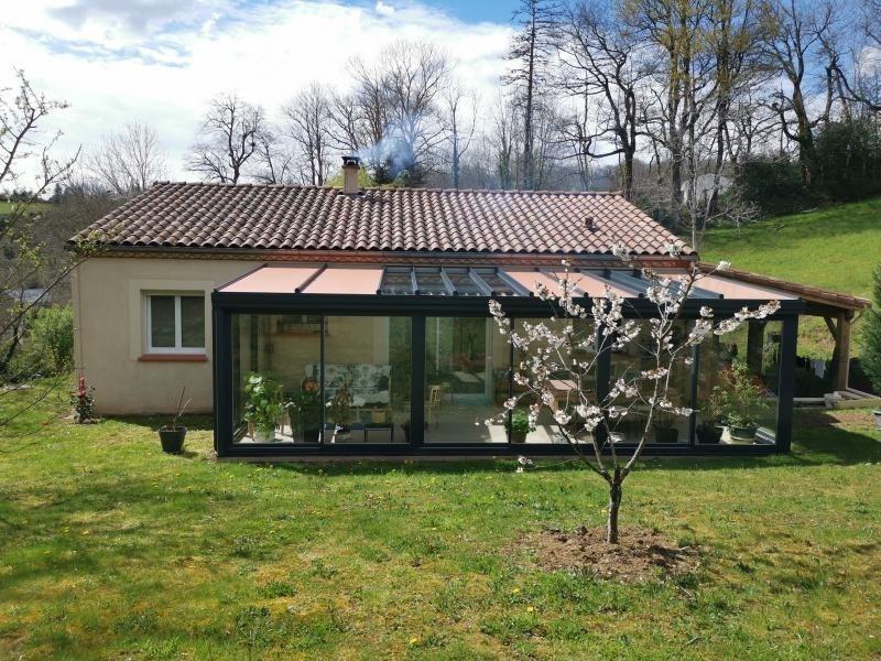 Vente maison / villa Mazamet 220000€ - Photo 1