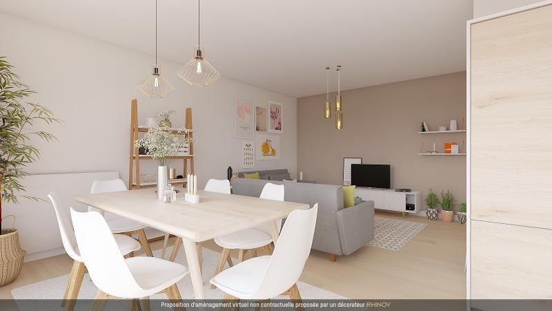Vente appartement Cesson sevigne 142 500€ - Photo 2