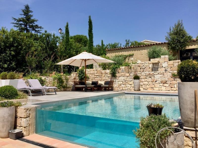 Verkauf von luxusobjekt haus Maussane les alpilles 2600000€ - Fotografie 2