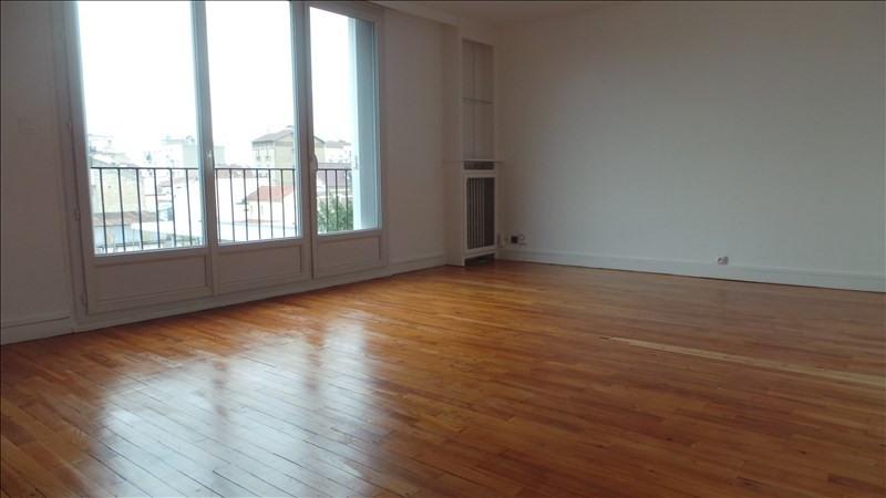 Rental apartment Asnieres sur seine 1250€ CC - Picture 2