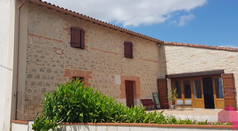 Rental house / villa Verfeil 1490€ CC - Picture 1