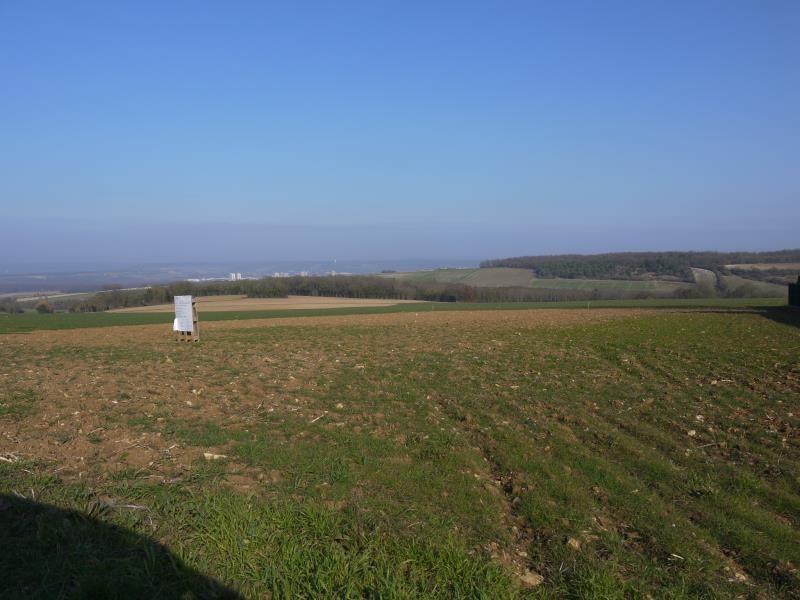 Revenda terreno Fontenay mauvoisin 117000€ - Fotografia 1