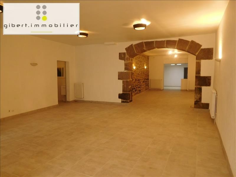 Location local commercial Le puy en velay 490€ HT/HC - Photo 1