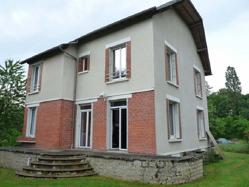 Sale house / villa Ivoy le pre 162000€ - Picture 1