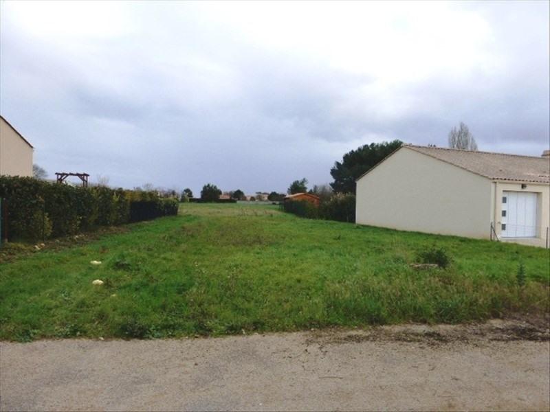 Vente terrain Angles 38500€ - Photo 1