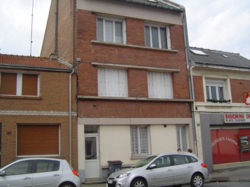 Rental apartment Saint quentin 425€ CC - Picture 2