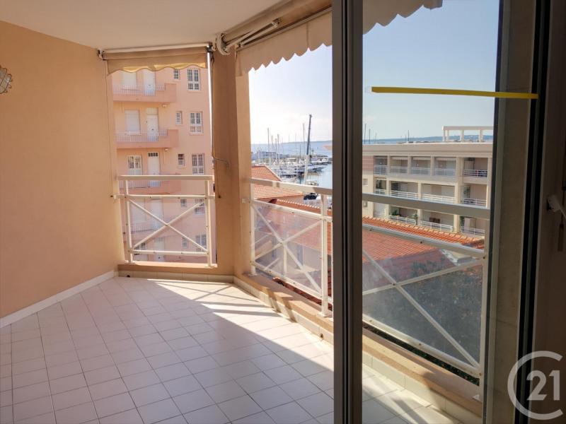 Verkoop  appartement Le golfe juan 233000€ - Foto 3
