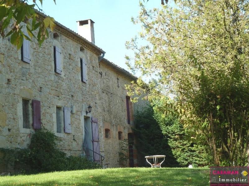 Sale house / villa Caraman 410000€ - Picture 4