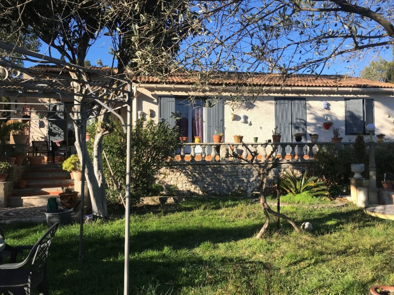 Vente maison / villa Uzes 239 000€ - Photo 1