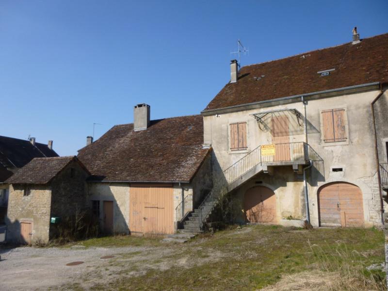 Sale house / villa Pannessières 99000€ - Picture 1