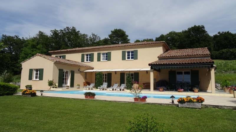 Vente de prestige maison / villa Montélimar 670000€ - Photo 1