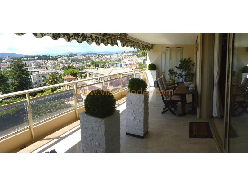 Verkoop van prestige  appartement Le cannet 910000€ - Foto 3