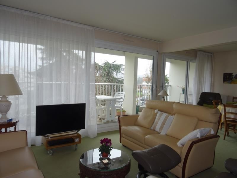 Sale apartment Marly le roi 529000€ - Picture 2