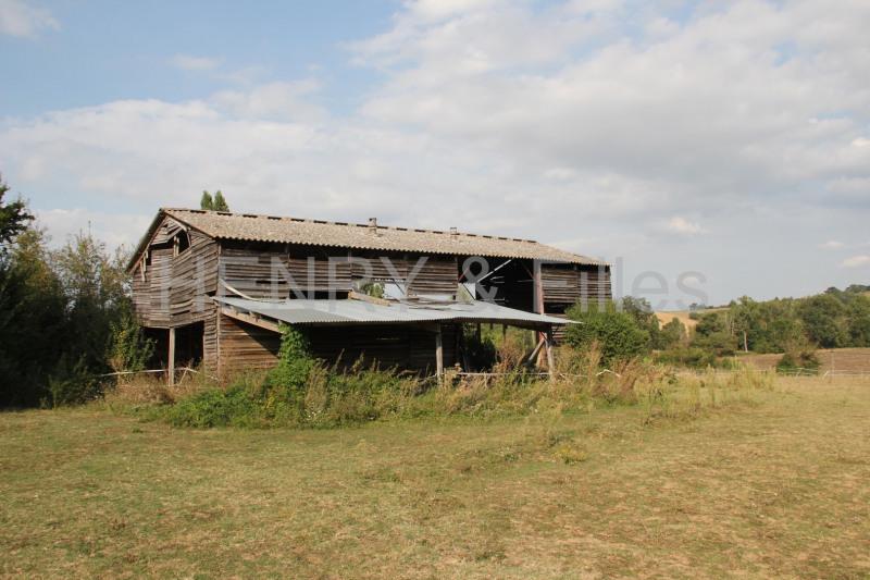 Vente terrain Frontignan-savès 49000€ - Photo 1