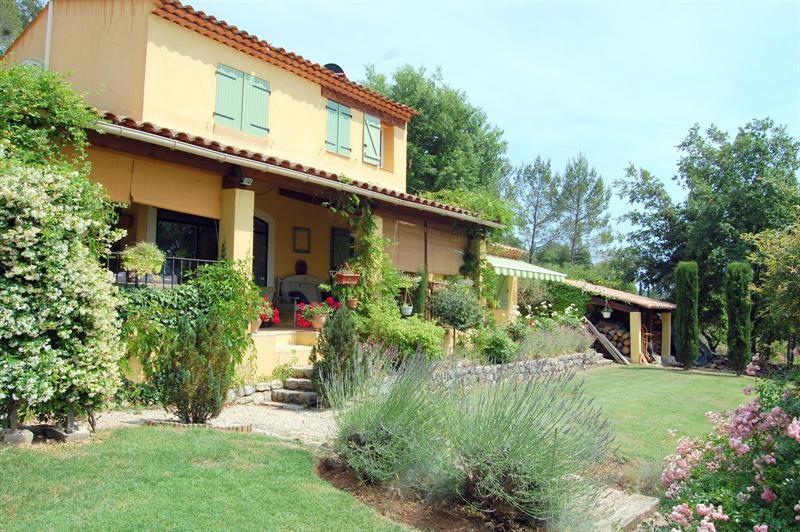 Vente de prestige maison / villa Le canton de fayence 725000€ - Photo 9