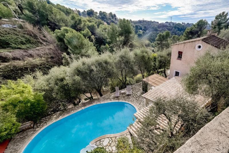 Vente de prestige maison / villa Colomars 600000€ - Photo 8
